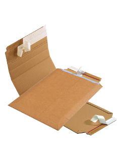 Selbstklebende Ausrüstung auf Karton